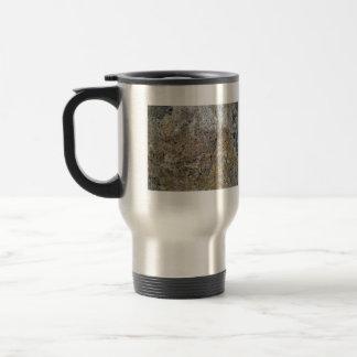 Seamless Rock Texture Coffee Mugs