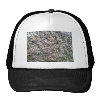 Seamless Rock Texture with Lichens in Detail Trucker Hats