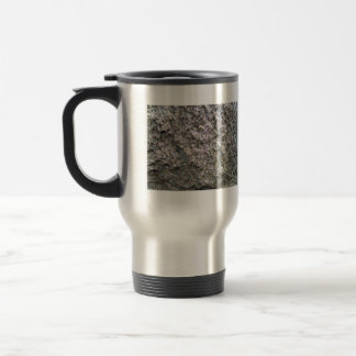 Seamless Rock Texture with Lichens in Detail Coffee Mug