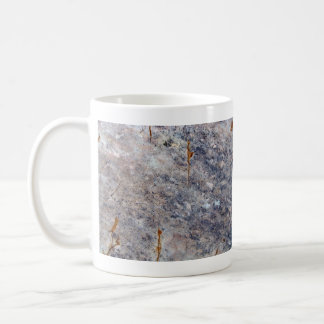 Seamless Rock Texture with Lichens Mugs