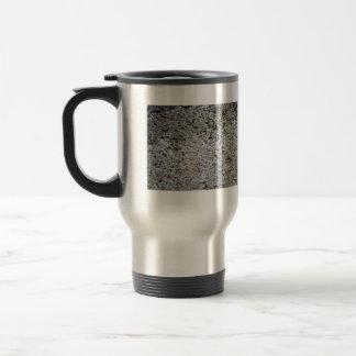 Seamless Rock Texture with moss Mug