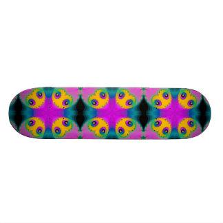 Seamless Skate Board