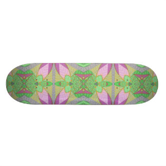 Seamless Skateboard Deck