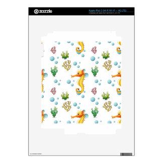 Seamless Skin For iPad 3