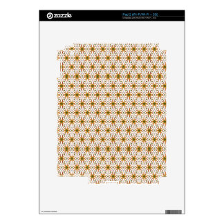 Seamless supper Image Skin For iPad 2