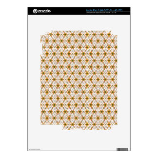 Seamless supper Image Skins For iPad 3