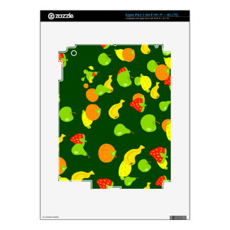 seamless tile background abstract decal for iPad 3