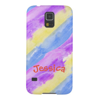 Seamless Watercolor Pattern by storeman Case For Galaxy S5