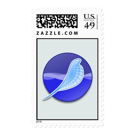 SeaMonkey Logo Postage Stamp