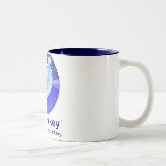 SeaMonkey Project - Vertical Logo Coffee Mugs