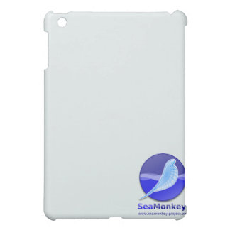 SeaMonkey Project - Vertical Logo iPad Mini Case
