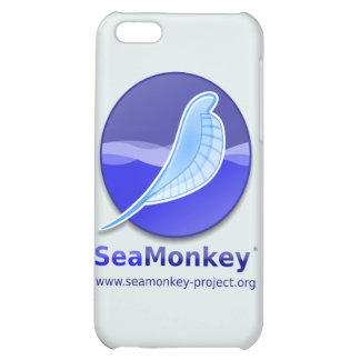 SeaMonkey Project - Vertical Logo iPhone 5C Cover