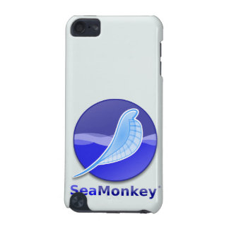 SeaMonkey Text Logo iPod Touch 5G Cover