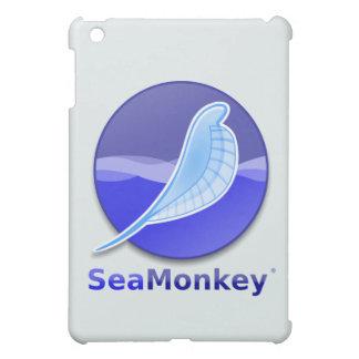 SeaMonkey Text Logo Case For The iPad Mini