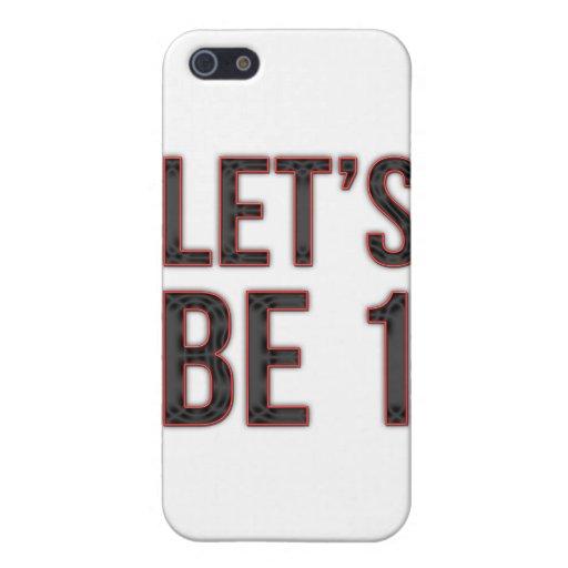 Seamos 1 iPhone 5 carcasa