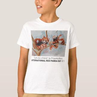 """""""Seamos la camiseta de un niño del amigo"""""""