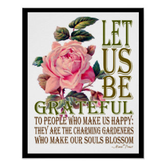 Seamos rosa del Agradecido-Rosa - poster 3