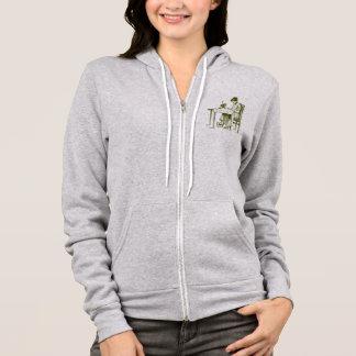 Seamstress design hoodie