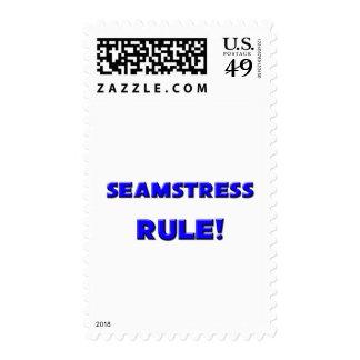 Seamstress Rule! Postage