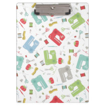 Seamstress Sewing Machine Sewing Notions Clipboard