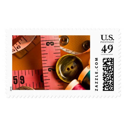 Seamstress/Tailor Postage stamps