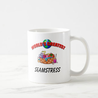 Seamstress- Worlds Greatest Mug