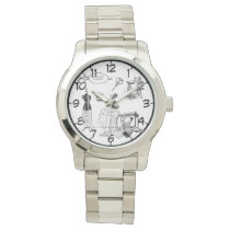 """Seamstress"" Wrist Watch"