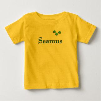 Seamus Irish Name Baby T-Shirt
