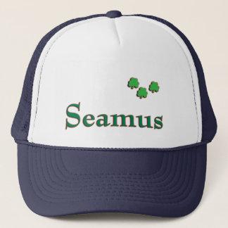 Seamus Irish Name Trucker Hat