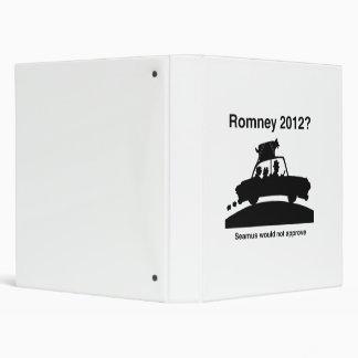 Seamus would not approve.png vinyl binders