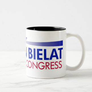 Sean Bielat for Congress Two-Tone Mug