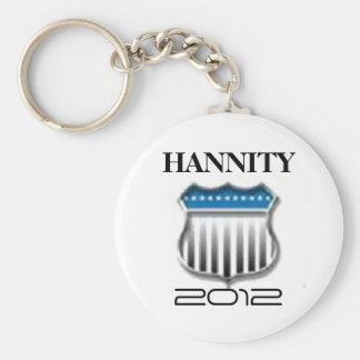 Sean Hannity Basic Round Button Keychain