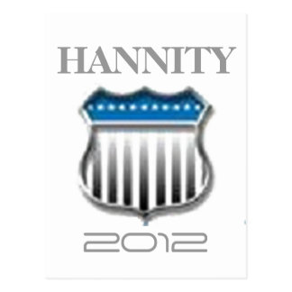 Sean Hannity Postcard