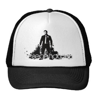 Sean Hayden Cap Mesh Hats
