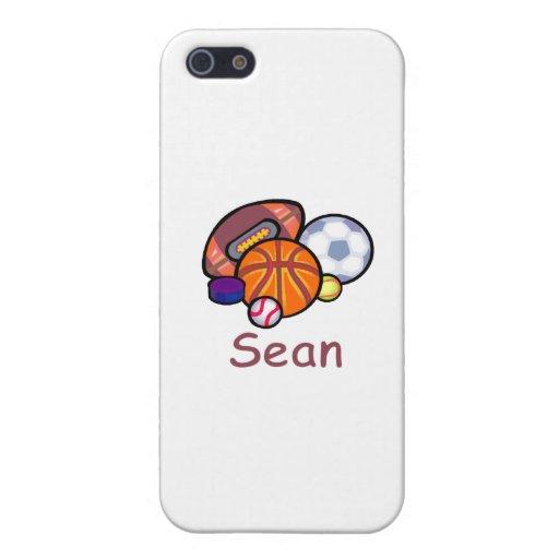 Sean iPhone 5 Funda