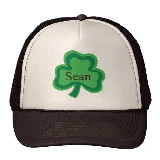 Sean Irish Name Mesh Hat