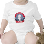 SEAN PARNELL CAMPAIGN BABY BODYSUITS