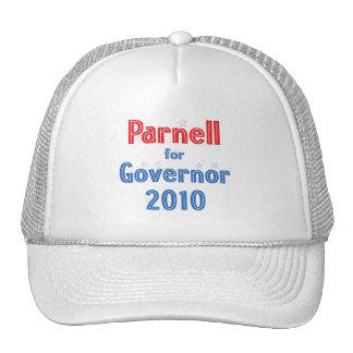 Sean Parnell for Governor 2010 Star Design Trucker Hat