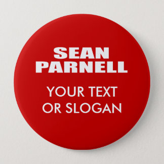 SEAN PARNELL FOR GOVERNOR BUTTON