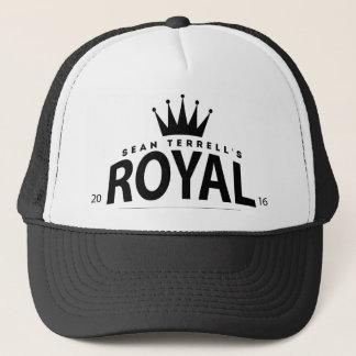 Sean Terrell Royal 100% Guarantee High Quality Tee Trucker Hat