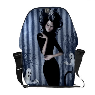 Seance Queen  Rickshaw Messenger Bag