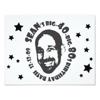Sean's Big-80s-Big-40 Birthday Card