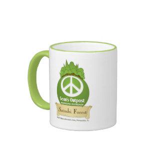 Sean's Outpost; Homless Outreach; Satoshi's Forest Ringer Mug