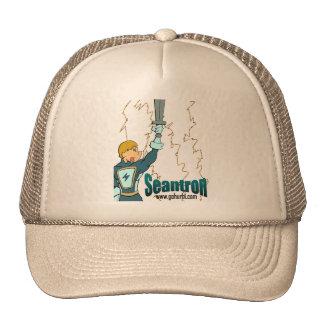 SEANTRON from goHURBI.com Mesh Hats