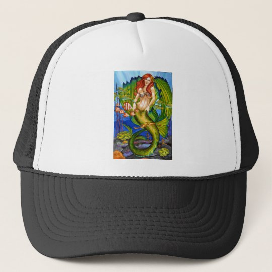 SeaNymph Trucker Hat