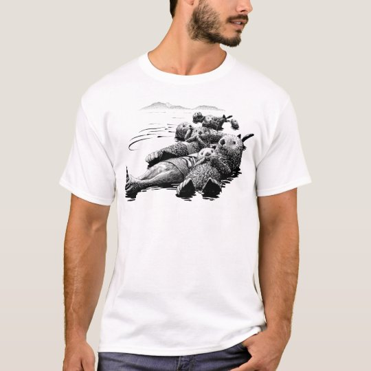 Seaotters T-Shirt