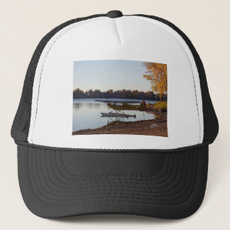 Seaplane by the Lake Trucker Hat