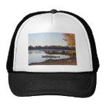 Seaplane by the Lake Trucker Hat
