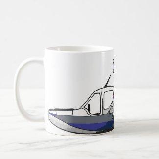 Seaplane Lake Buccaneer Coffee Mug