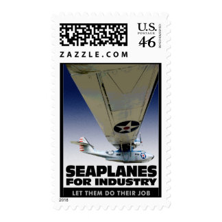 Seaplanes For Industry postage
